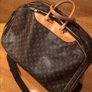 Louis Vuitton 3-Compartment Travel Soft Suitcase